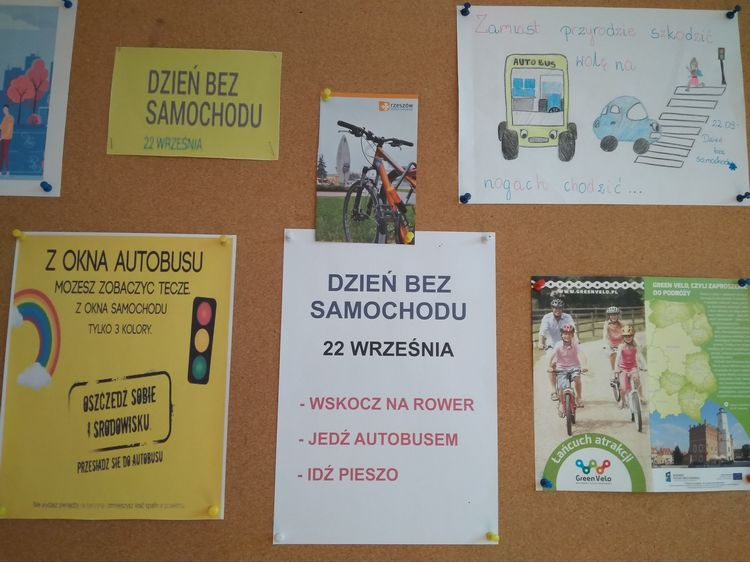 Read more about the article Akcja Dzień BezSamochodu