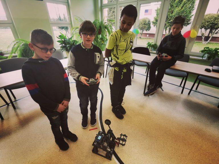 Read more about the article Warsztaty przygotowuj膮ce dokonkursu GG Robot 2020